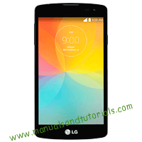 LG F60 Manual And User Guide PDF
