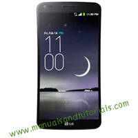 LG G Flex Manual and user guide in PDF