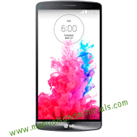 LG G3 Manual and user guide in PDF