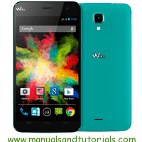 Wiko BLOOM Manual and user guide in PDF