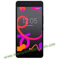 bq Aquaris M5 User guide PDF