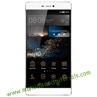 Huawei Ascend P8 User guide PDF