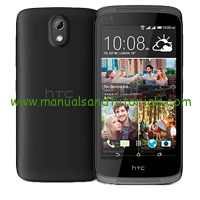 HTC Desire 526G Manual and user guide in PDF