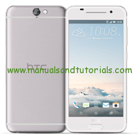 HTC One A9 Manual and user guide PDF
