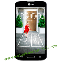 LG F70 Manual And User Guide PDF