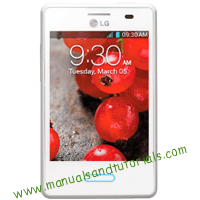 LG Optimus L3 II Manual And User Guide PDF