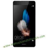 Huawei Ascend P8 Lite User guide