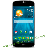 Acer Liquid Jade S Manual And User Guide PDF