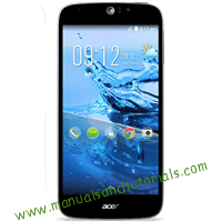 Acer Liquid Jade Z Manual And User Guide PDF