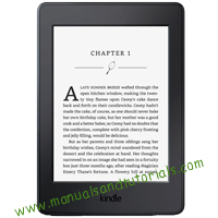 Kindle PaperWhite Manual And User Guide PDF - MAT