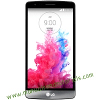 LG G3 s Manual And User Guide PDF
