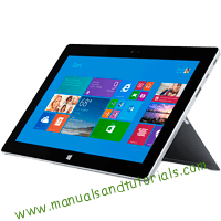 Microsoft Surface 2 Manual And User Guide PDF