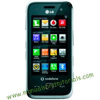 LG GM750 Manual And User Guide PDF