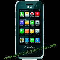 LG GM750 Manual And User Guide PDF