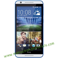 HTC Desire 820 Manual And User Guide PDF