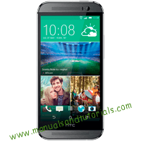 HTC One M8s Manual And User Guide PDF