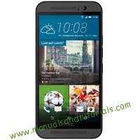 HTC One M9 Manual And User Guide PDF