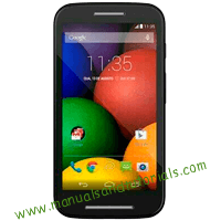 Motorola Moto E Manual And User Guide PDF