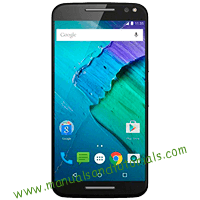Motorola Moto X Style Manual And User Guide PDF