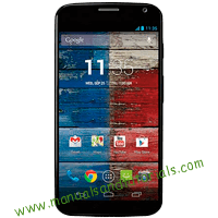 Motorola Moto X Manual And User Guide PDF