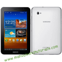 Samsung Galaxy Tab 2 P3100 Manual And User Guide PDF