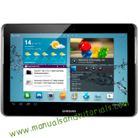Samsung Galaxy Tab 2 P5110 Manual And User Guide PDF