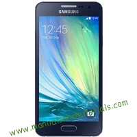 Samsung Galaxy A3 Manual And User Guide PDF
