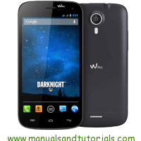 Wiko DARKNIGHT Manual And User Guide PDF