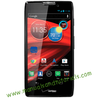 Motorola Droid Maxx Manual And User Guide PDF
