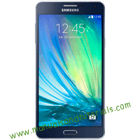 Samsung Galaxy A7 Manual And User Guide PDF