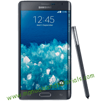 Samsung Galaxy Note Edge Manual And User Guide PDF