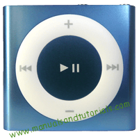 iPod Shuffle Manual And User Guide PDF