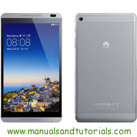Huawei MediaPad M1 Manual And User Guide PDF