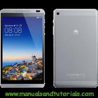 Huawei MediaPad M1 Manual And User Guide PDF