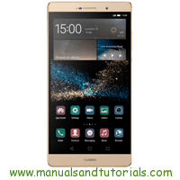 Huawei P8 max Manual And User Guide PDF