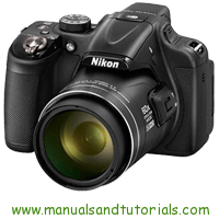 Nikon Coolpix P600 Manual And User Guide PDF