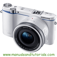 Samsung NX3300 Manual And User Guide PDF