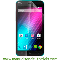 Wiko LENNY Manual And User Guide PDF