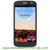 Wiko STAIRWAY Manual And User Guide PDF