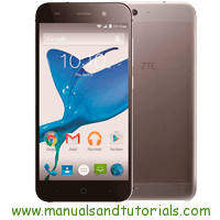 ZTE Blade V6 Manual And User Guide PDF