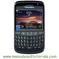 BlackBerry Bold 9788 Manual And User Guide PDF