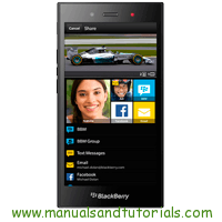 Blackberry Z3 Manual And User Guide PDF