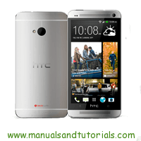 HTC One Manual And User Guide PDF