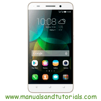 Huawei G Play Mini Manual And User Guide PDF