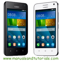 Huawei Ascend Y3 Manual And User Guide PDF