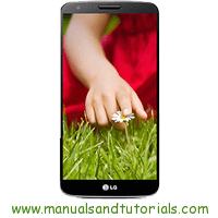 LG G2 Manual And User Guide PDF
