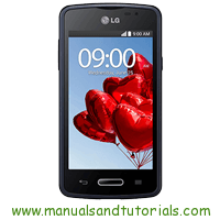 LG L50 Manual And User Guide PDF