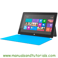 Microsoft Surface PRO, PRO 2 Manual And User Guide PDF