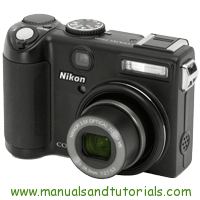 Nikon Coolpix P5100 Manual And User Guide PDF