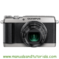 Olympus SH-2 Manual And User Guide PDF